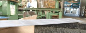 Schürhoff Massbleche Velbert Stahlhandel, Scherenbetrieb, Bleche, Bandstahl, Profilstahl (16Mo3)