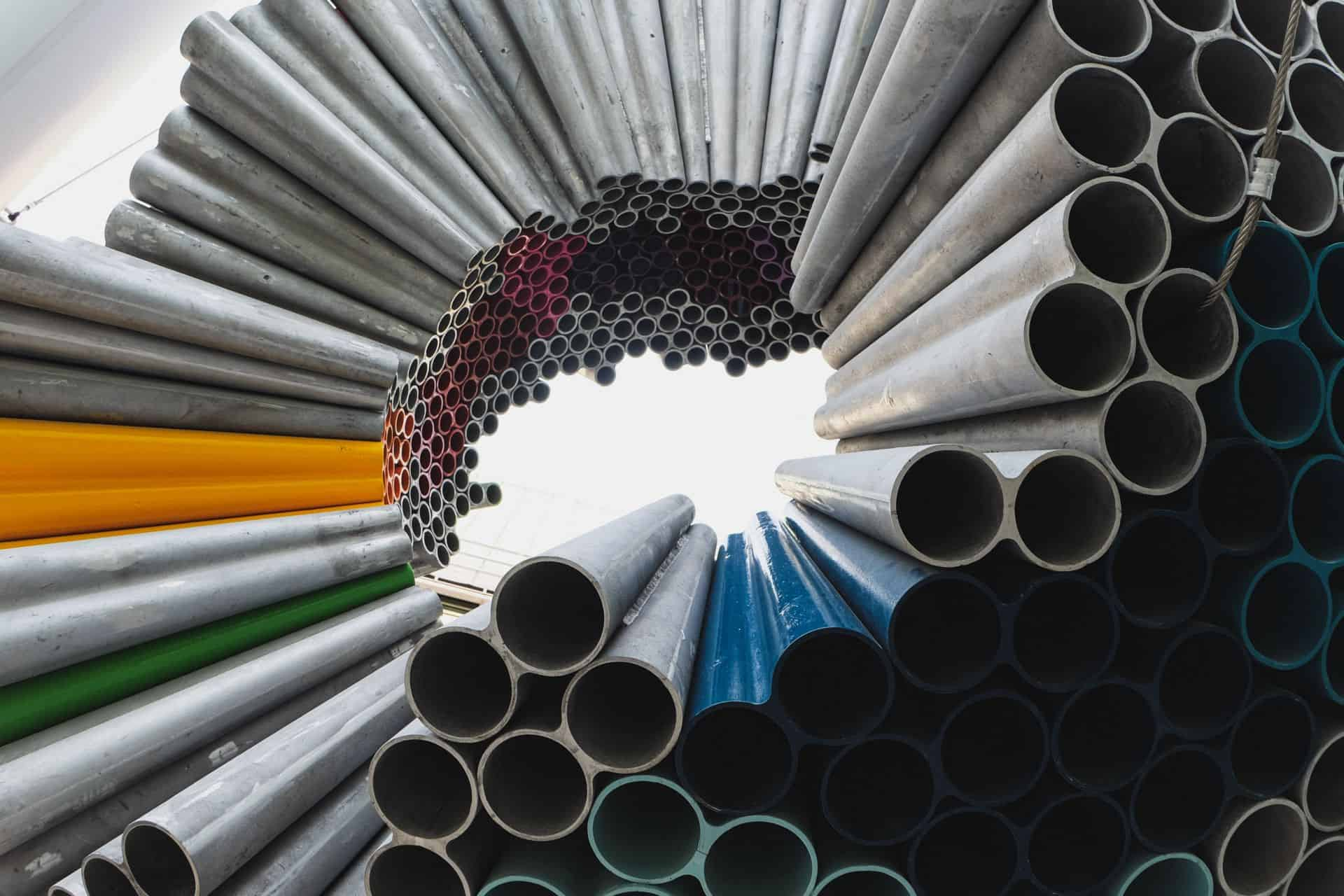 Stahl: Chinesische Produktion steigt auf Rekordhoch